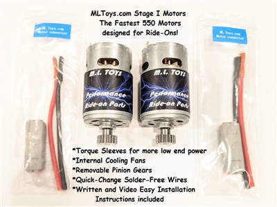 stage i speed motors gearboxes for hurricane dune racer stinger