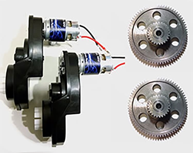MOTOR & GEARING UPGRADES