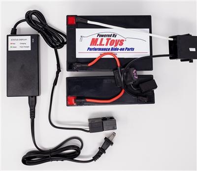 18 volt conversion for 12 volt power wheels w charger12 Volt Switch Wiring Diagram On Power Wheels 18 Volt Wiring Diagram #16